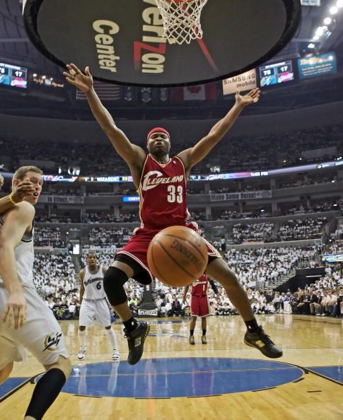 图文-[NBA]骑士100-97奇才德文布朗张牙舞爪