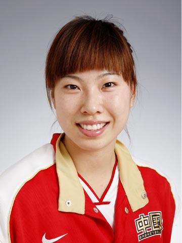 图文-[个人档案]中国女篮奥运代表团 张瑜