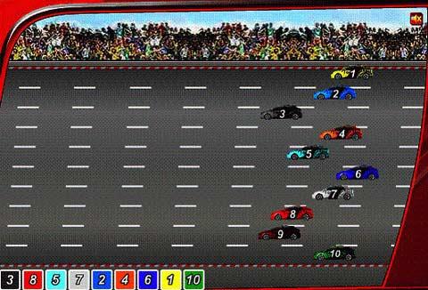 无论你以瞬间灵感的见长的赛车游戏高手,还是精研福彩3d的资深数彩