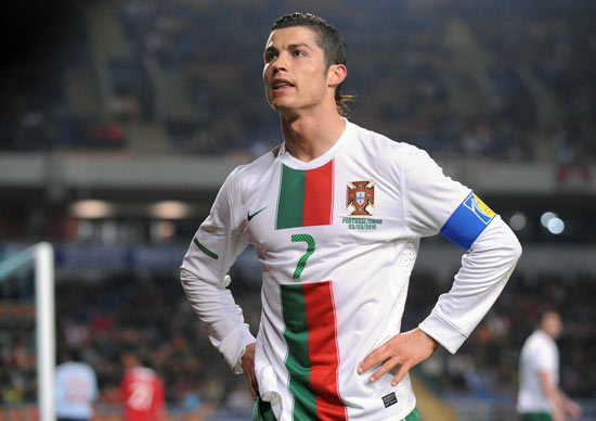 Match Highlights: Cristiano Ronaldo (Portugal) vs China