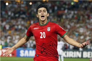亚洲杯-巨星式进球伊朗1-0携手阿联酋出线