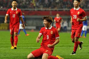 王大雷失误于大宝上场就破门国足热身2-2海地
