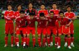 图文-[世预赛]澳大利亚0-1中国队国足先发11人
