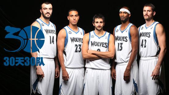 保持阵容完整是森林狼争取好成绩的前提