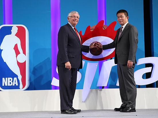 新浪与NBA再度携手战略合作,打造跨平台、多终端观赛体验