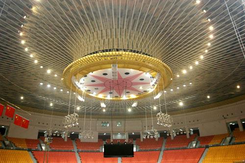 北京工人体育馆奥运改造工程竣工 老兵新传重现经典
