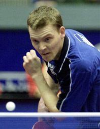 乒乓嘉年华再现12年前经典卡尔松将再度对决丁松