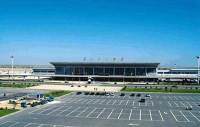西安机场扩建效果图