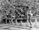 资料图-奥运史上精彩瞬间 全能奇材迪德里克森