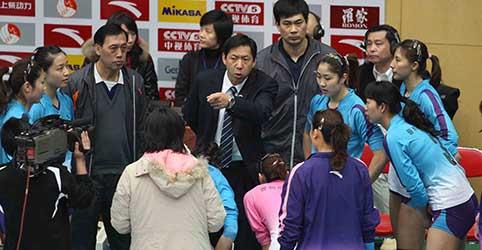杨玛�P:女排联赛津沪皆大欢喜失误少展现精彩对抗
