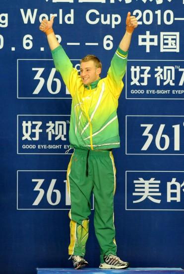 专访马修:在中国运气总特别好为何要放弃跳板