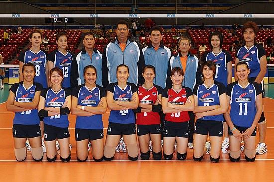 大奖赛泰国女排19人名单:亚锦赛冠军携主力阵容出征