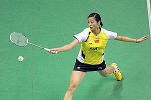 羽球世锦赛王仪涵王琳晋级台北女将力克韩国劲敌