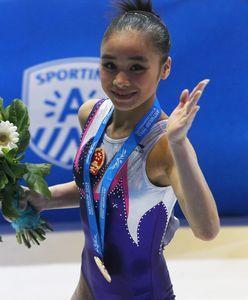 体操世锦赛-黄慧丹高低杠折桂姚金男获得第六