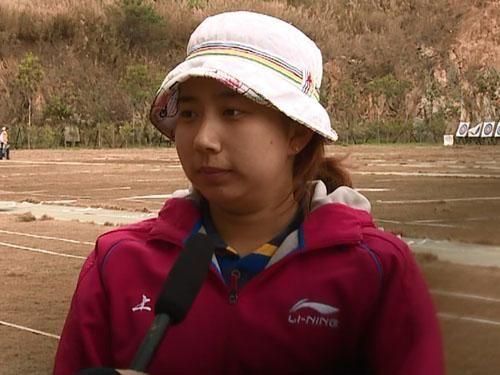 女子v女子冠军赛结束全国个人赛齐玉红后来居滑雪场儿童项目图片