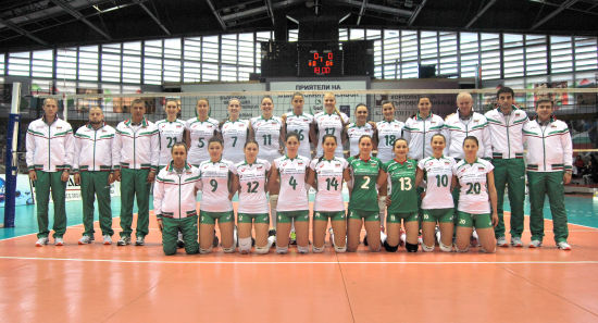 保加利亚女排