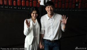 刘翔:明年办婚礼觉得自己更像男人了爱胜过一切