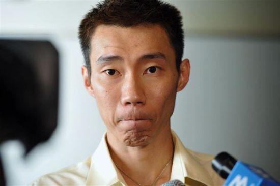 世界羽联正式确认李宗伟暂时禁赛