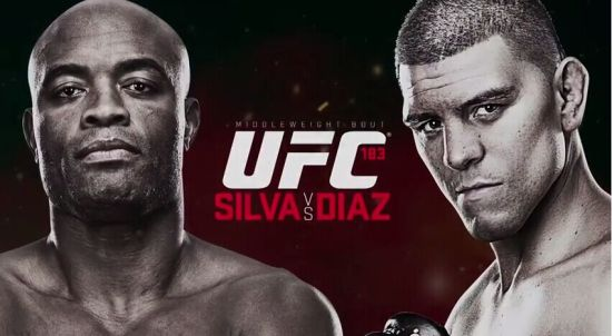 UFC183将上演席尔瓦VS迪亚兹超级战