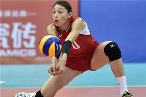 女排亚锦赛韩国3-1力克中华台北将与国家争冠