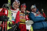 图文-2007北欧两项世界杯芬兰揭幕10公里越野三甲