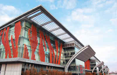 图文-北京建筑的新地标--奥运之光北京射击馆