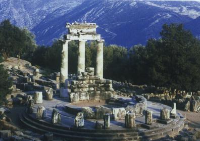 图文-希腊著名景点一览