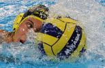 图文-中国水球公开赛澳大利亚夺冠 威廉-米勒进攻