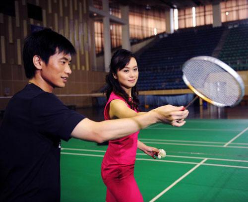 广东体育美女主持人图片
