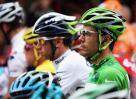 图文-环法自行车赛第12赛段结束冲刺王备受瞩目