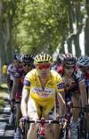 图文-环法自行车赛第13赛段结束埃文斯处于领先