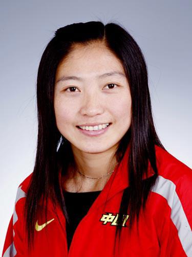 图文-北京奥运会中国代表团成立 女曲队员李红侠