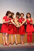 图文-日本五大美女主持报道奥运 她们已经激动起来