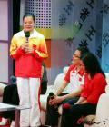 图文-湖北举行晚会欢迎奥运冠军 陈菲讲述夺冠历程