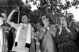 1977年巴黎市长为冠军颁奖