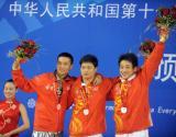 宁夏队获得银牌