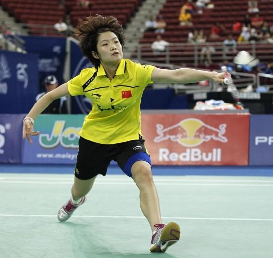 图文-尤杯决赛中国1-3韩国丢冠汪鑫成唯一亮点