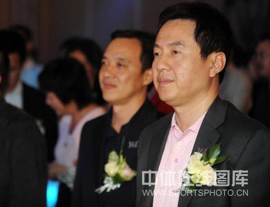 图文-中国乒超联赛新闻发布会女队主教练施之皓