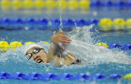 图文-现代五项世锦赛第4日赛况中国选手陈倩
