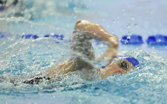图文-现代五项世锦赛第4日赛况英国选手希瑟