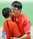 ―中国选手包揽男子25米手枪速射个人赛前三名