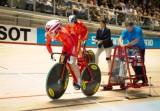 中国队夺女子团体竞速赛季军