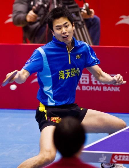 宁波选手朱世赫