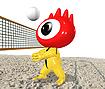 排球-沙滩排球