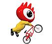 自行车-BMX小轮车