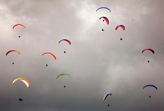 简易降落伞步骤图片大全