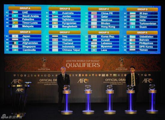 国足即将开启世预赛征程