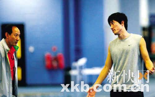 """刘翔闭关储备能量冬训计划""""三步走""""后程提速是重点"""