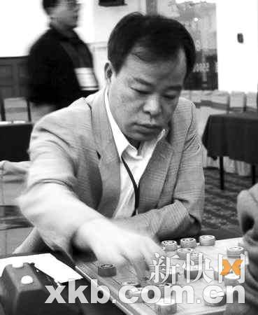 电视象棋快棋赛许银川陶汉明出局