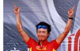 中国姜坤登领奖台